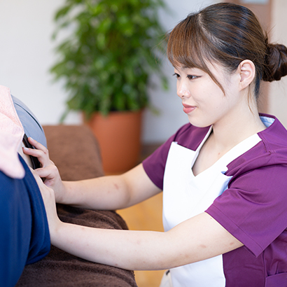 2.痛みが出ている箇所の原因を改善できる